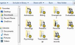 Health Folders