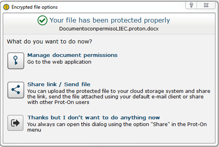 Windows Protect File
