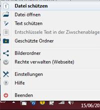 Datei Schutzen
